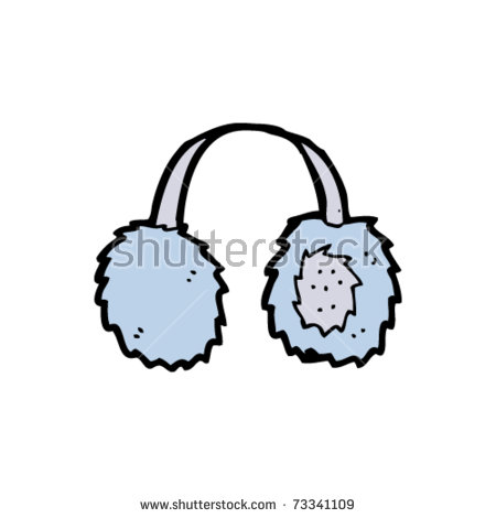 Ear warmer clipart #15