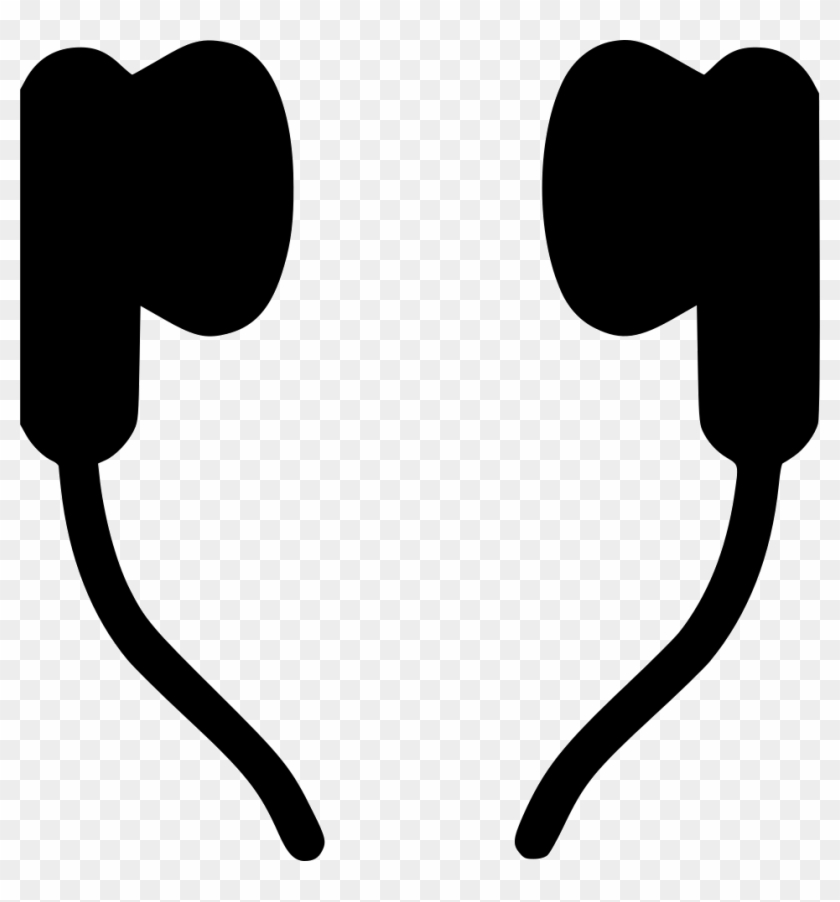 Earbud Svg Png Icon Free Download.