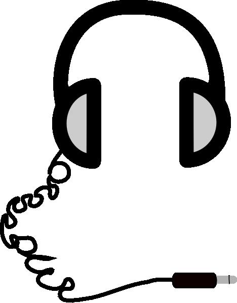 Clip Art Earbuds Clipart.