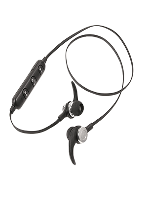 Bluetooth Magnetic Earbuds.