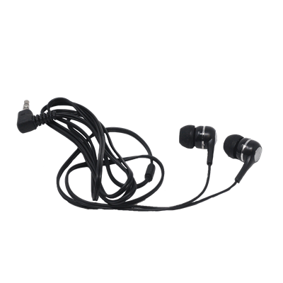 Stereo Earbuds.