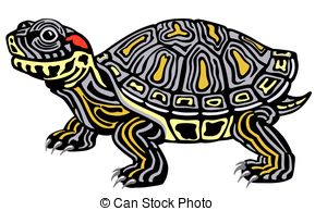 Red eared slider Clip Art and Stock Illustrations. 13 Red eared.