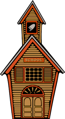 Free Clip Art School Building.