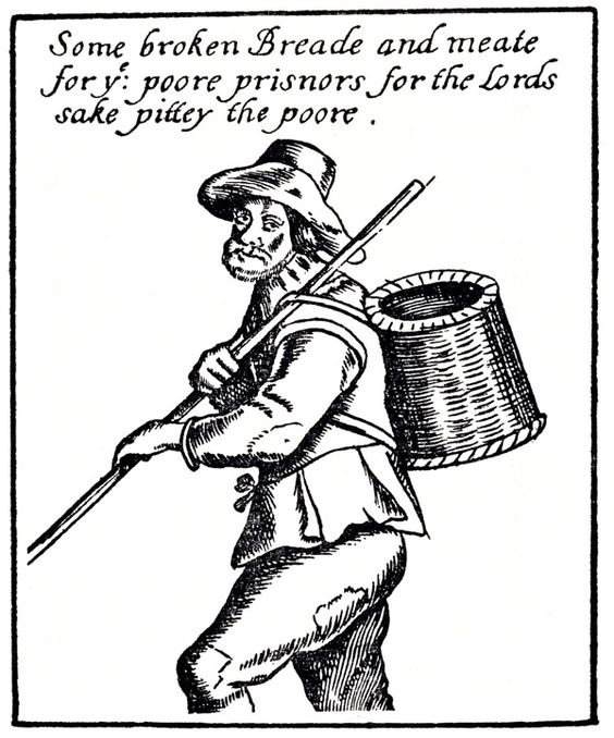 Cries of London 1644.