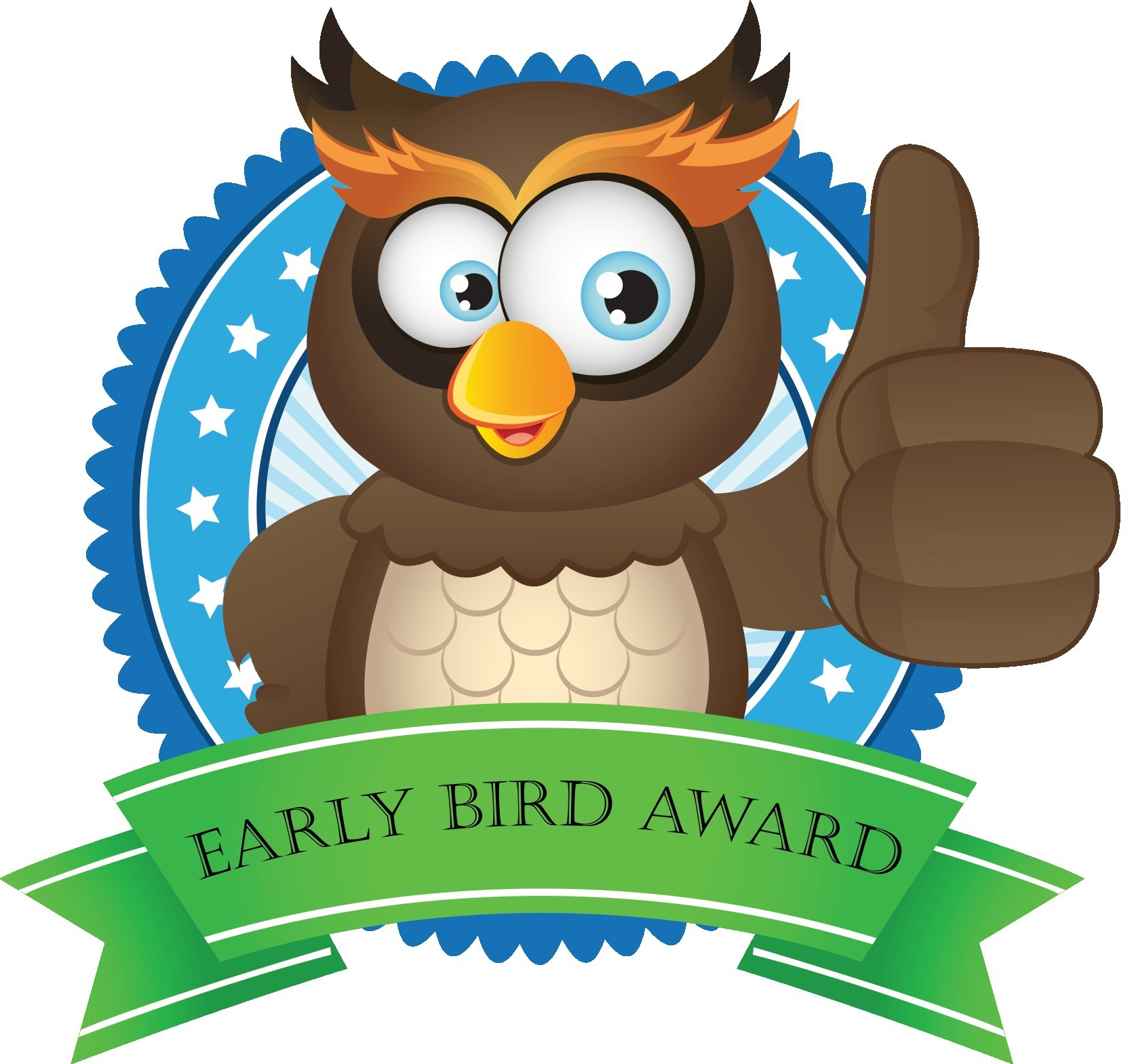 Clipart Early Bird.