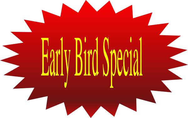 Early Bird Clip Art.