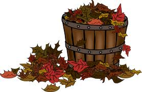 Early fall clipart.