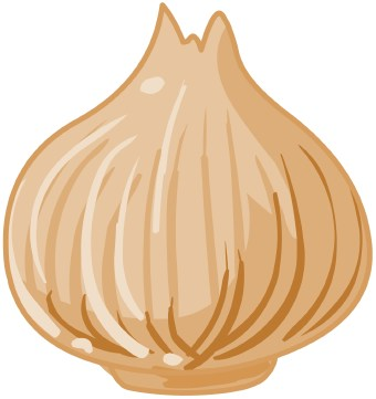 Clip Art Blooming Onion Clipart.