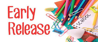 RCSAES: Wednesday, August 30th is an Early Release Dismissal!.