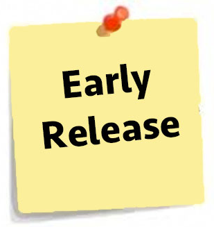 Early Release Dates for Students.
