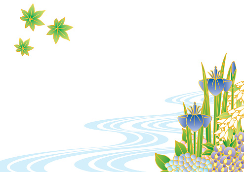 Wisteria Vines Clip Art, Vector Images & Illustrations.