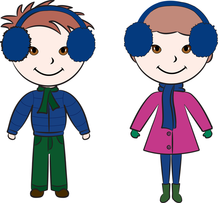Grab This Free Clip Art for Celebrating Ear Muff Day.