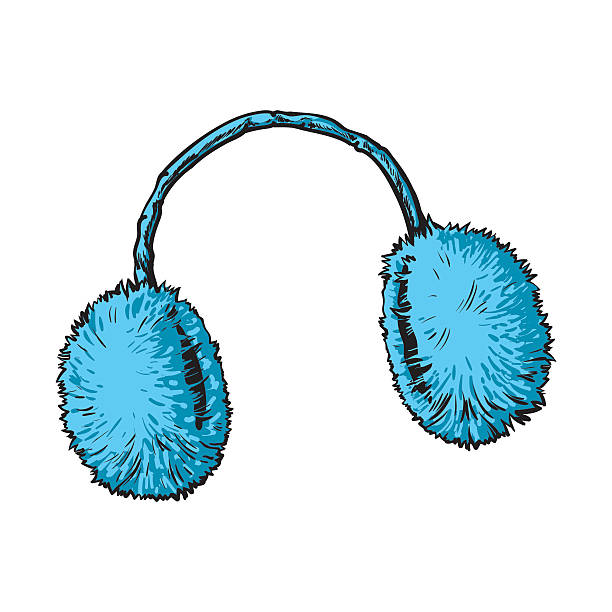 Best Ear Muff Illustrations, Royalty.
