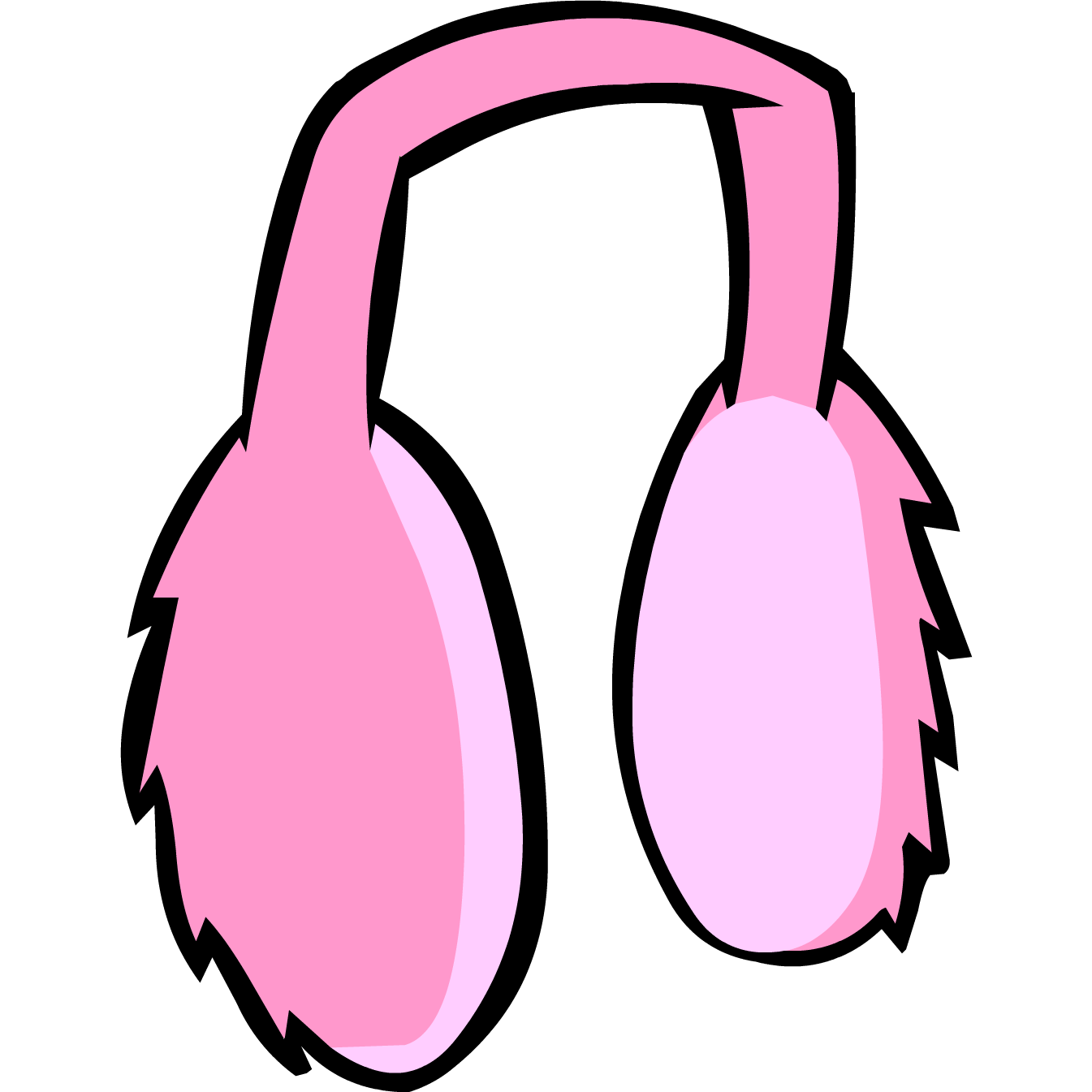 Ear muffs clipart.