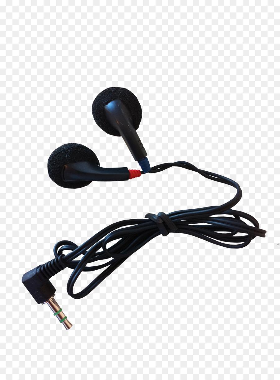 Microphone Headphones Headset Communicat #62952.