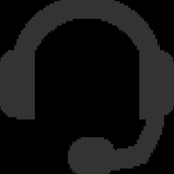 Headset clip art.