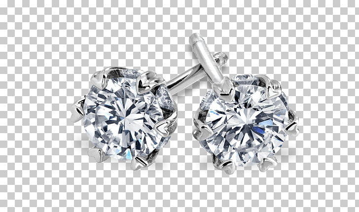 Earring Gold Body Jewellery Diamond, diamond stud earrings.