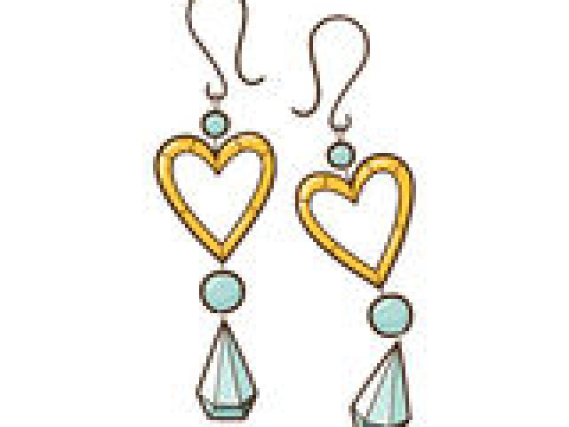 Free Earrings Clipart, Download Free Clip Art on Owips.com.