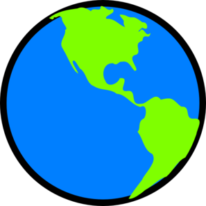 Earth animated globe clipart free clipart images.