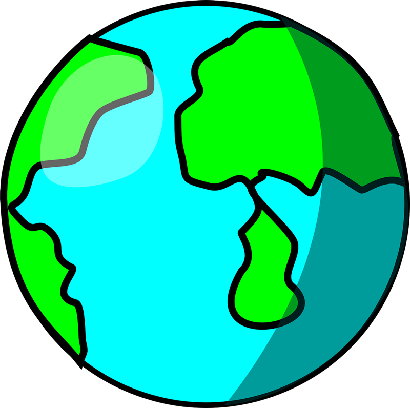 Free to Use & Public Domain Earth Clip Art.