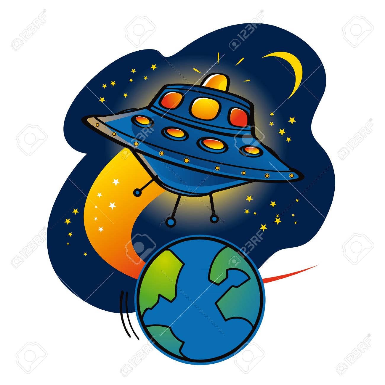 Earth and space science clipart 6 » Clipart Station.