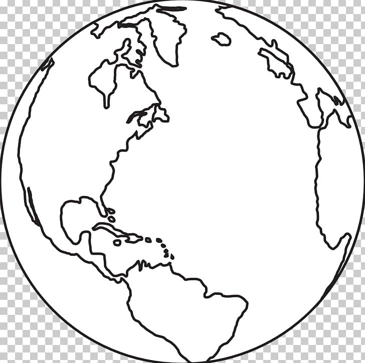 Earth Black And White PNG, Clipart, Area, Art, Bitmap, Black And.