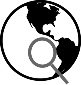 Earth Science Clipart Black And White.