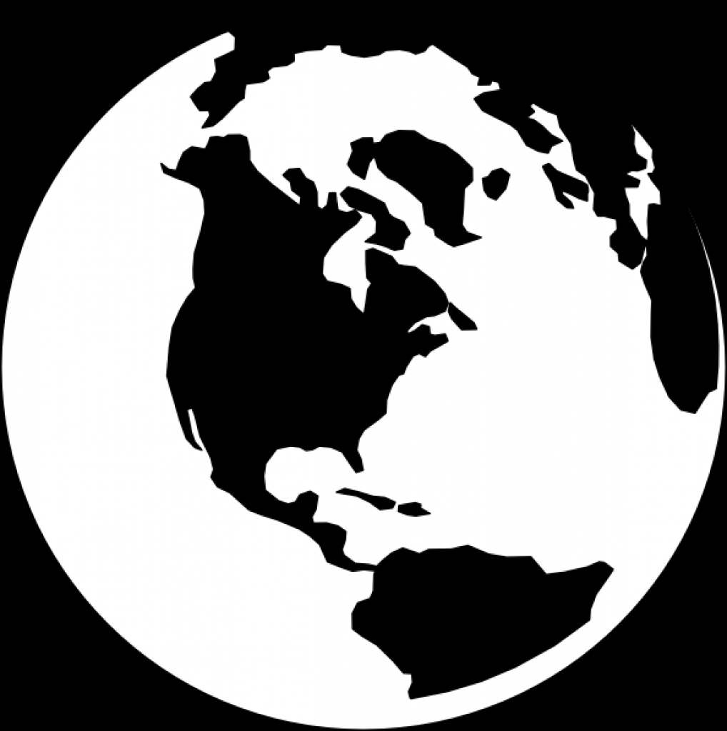 clipart earth black and white clipart earth black and white earth.