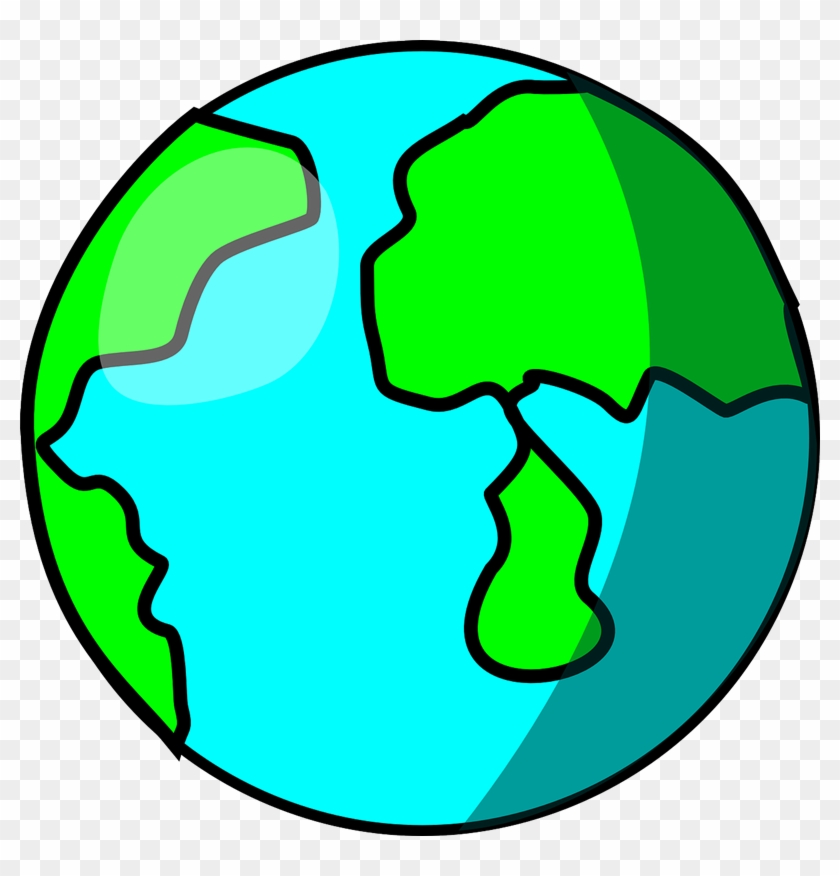 Free Earth And Globe Clipart 4 Clipartix.