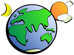 506 planet earth clip art free.