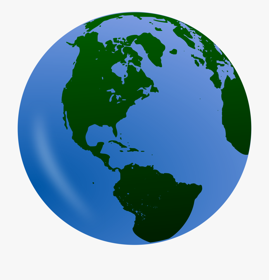 Transparent Background Earth Clipart , Png Download.