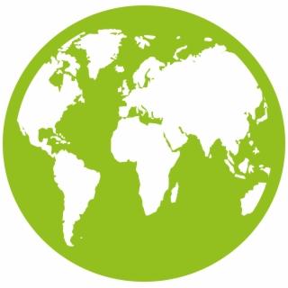 Globe Clipart Transparent Background.