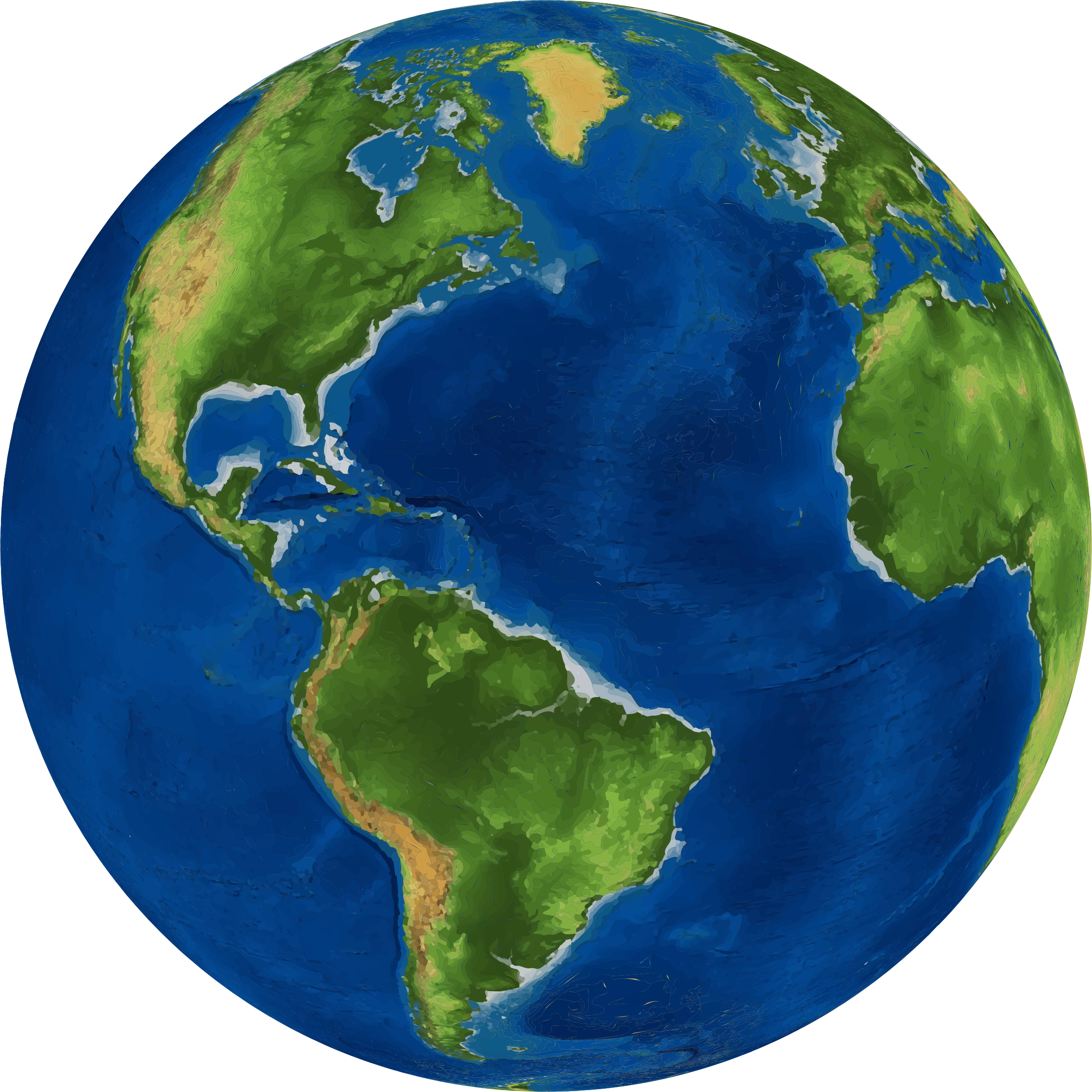 Earth PNG.