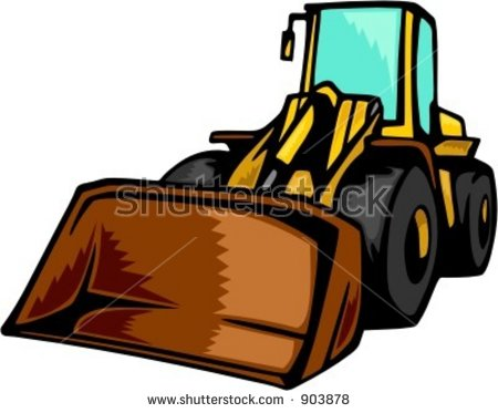 Earth Movers Stock Photos, Royalty.