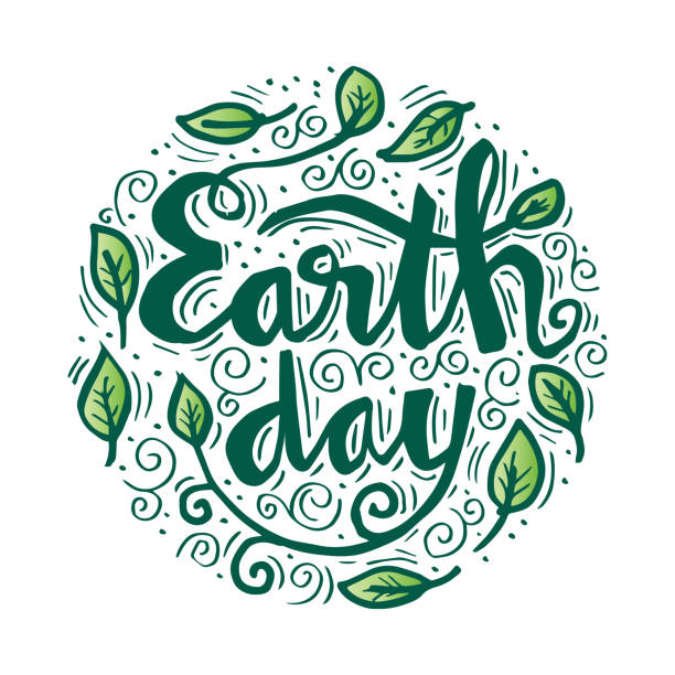 Best Earth Day Illustrations, Royalty.