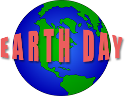 Free Earth Day Clipart.