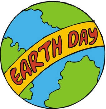 Earth Day Clip Art For Kids.