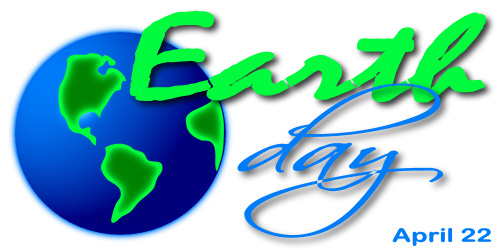 Free Clip Art for Earth Day.