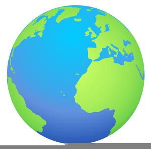 Free Clipart Of Earth Globe.