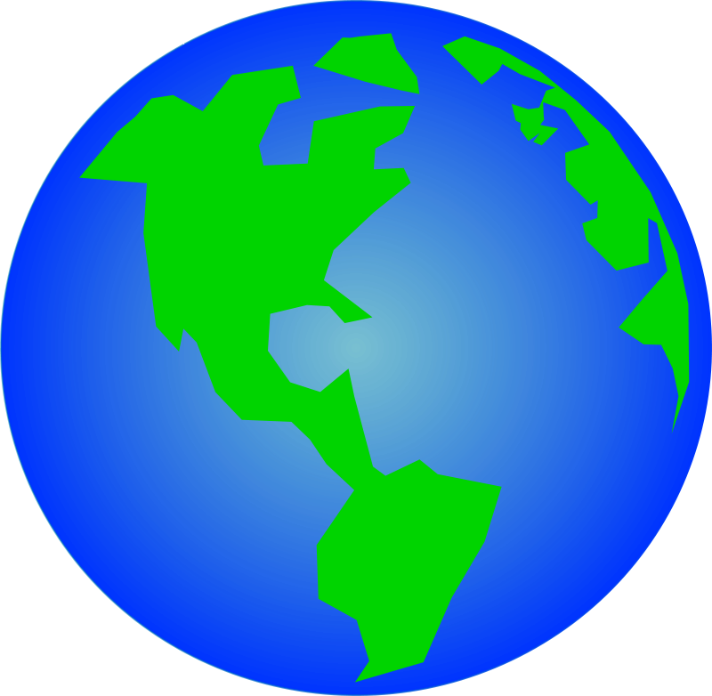 Free Clipart: Earth.