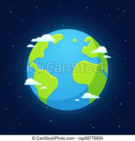 Earth from space Clipart Vector Graphics. 2,980 Earth from space EPS.