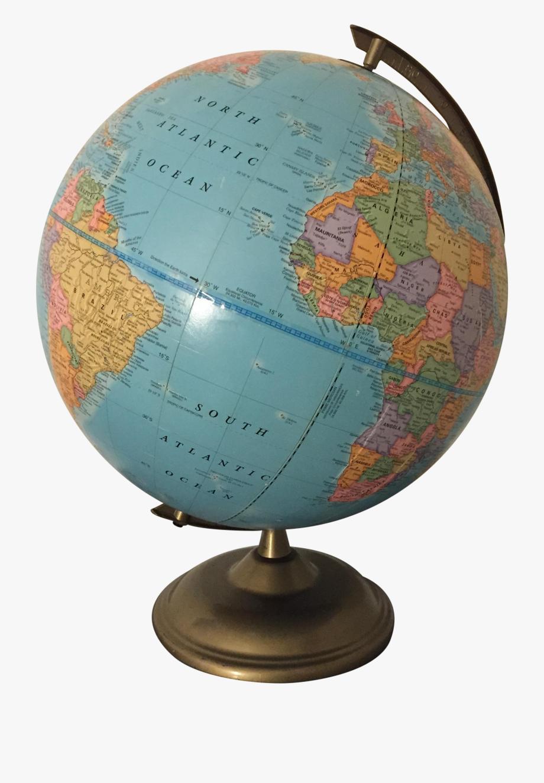 Globe Clipart Vintage.