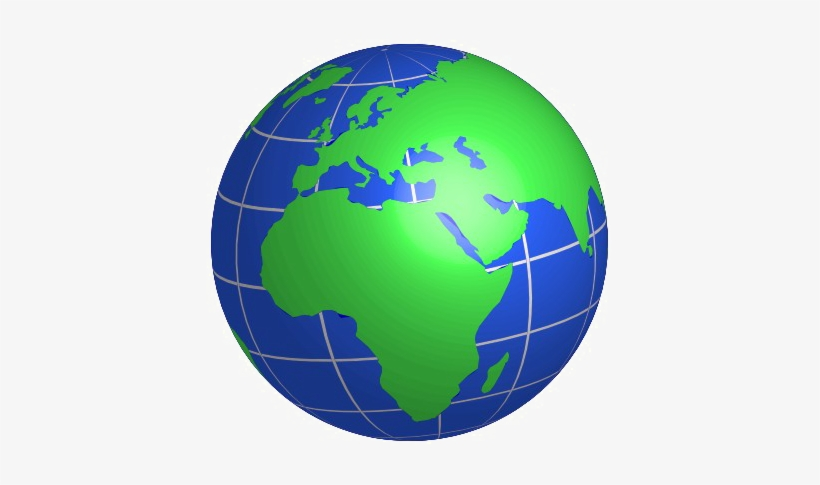 Earth Globe Png Free Download.