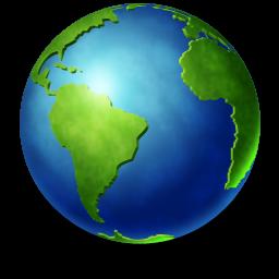 Earth Icon.