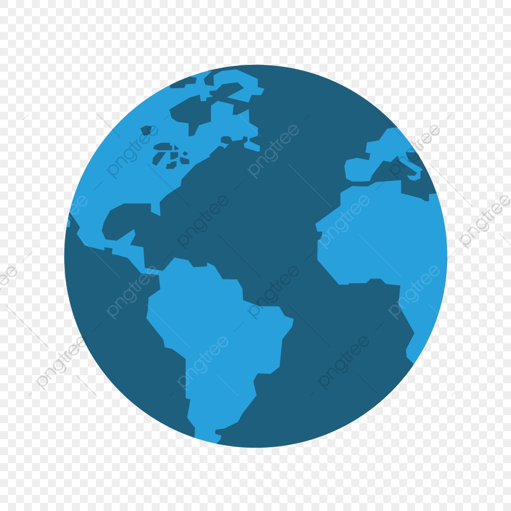 Vector Earth Globe Icon, Earth Icon, Globe Icon, International Icon.