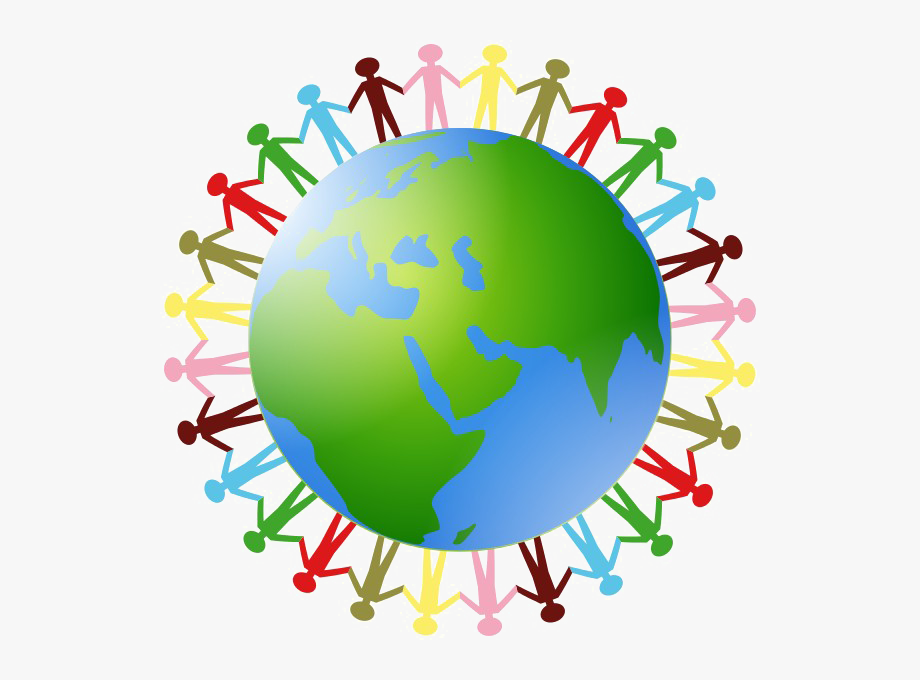 Earth In Hands Png Clipart.