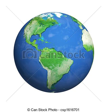 Clipart of Earth.