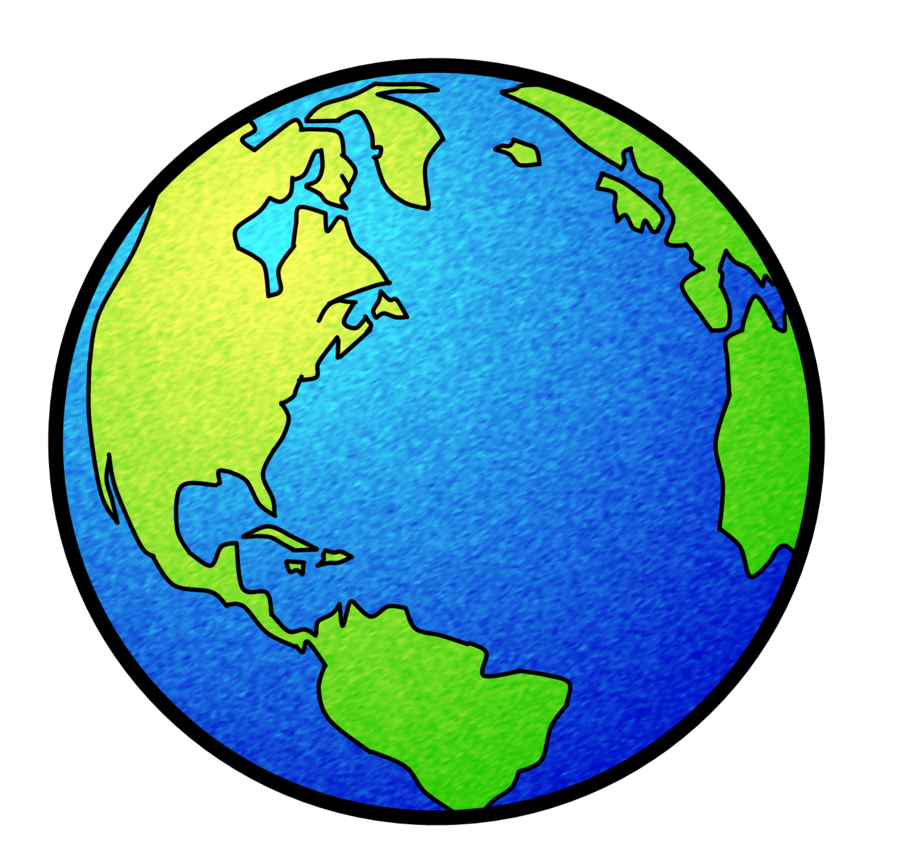 Earth Logotransparent png image & clipart free download.