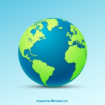 Earth Vectors, Photos and PSD files.