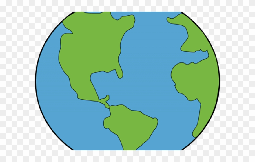 Cute Clipart Earth.